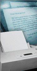 Printer og dokument